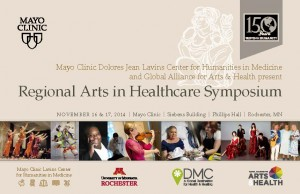 Mayo Clinic Arts at the Bedside with Speaker Jacquelyn Fletcher